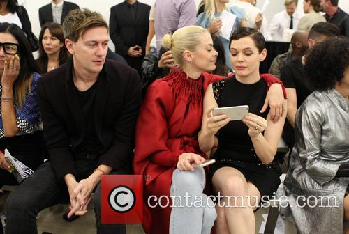 Kyle Newman, Jaime King and Rose Mcgowan 4