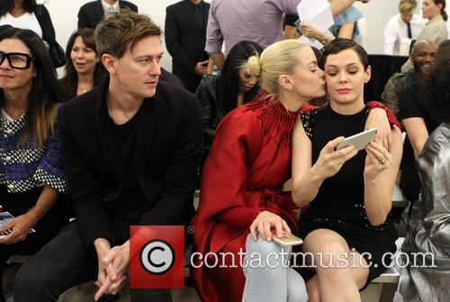 Kyle Newman, Jaime King and Rose Mcgowan 5
