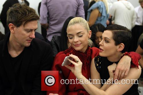 Kyle Newman, Jaime King and Rose Mcgowan 1