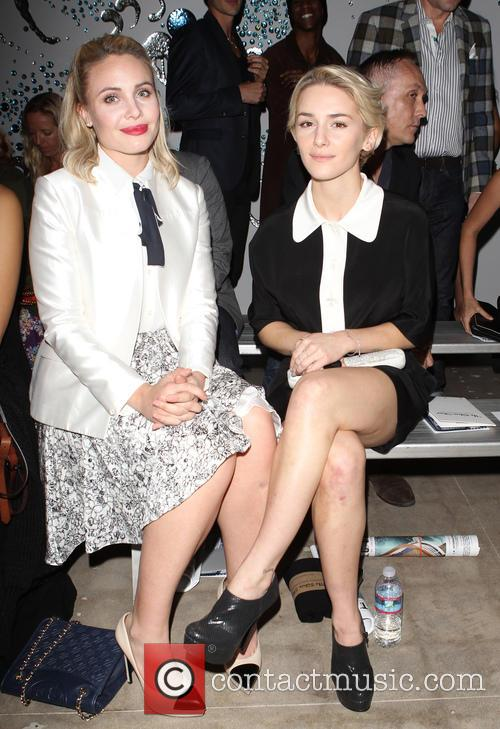 Leah Pipes and Addison Timlin 4