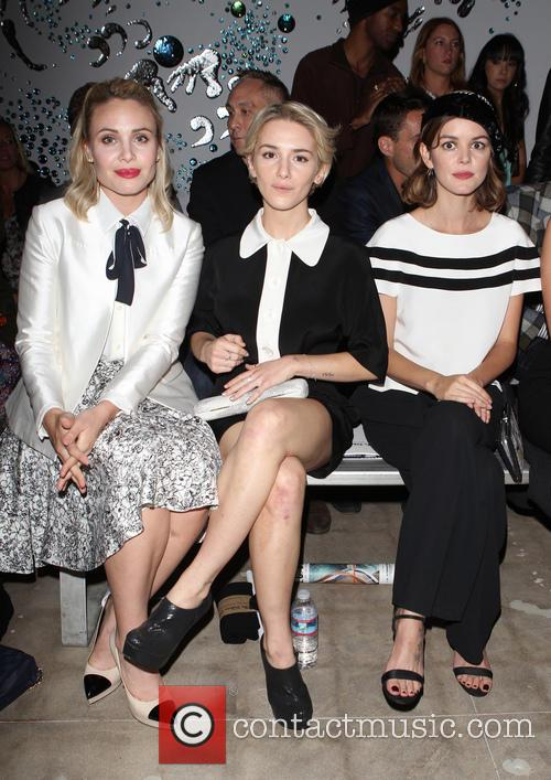 Leah Pipes, Addison Timlin and Nora Zehetner 5