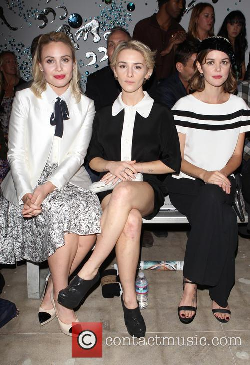 Leah Pipes, Addison Timlin and Nora Zehetner 6