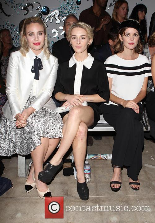 Leah Pipes, Addison Timlin and Nora Zehetner 7