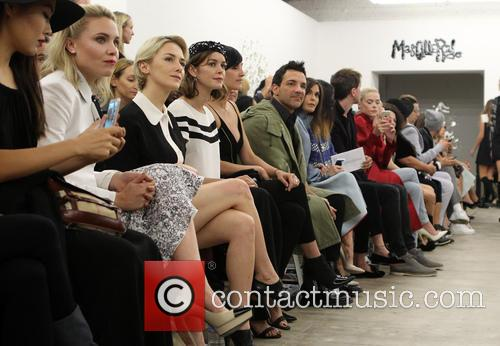 Leah Pipes, Addison Timlin, Nora Zehetner and George Kotsiopoulos 10
