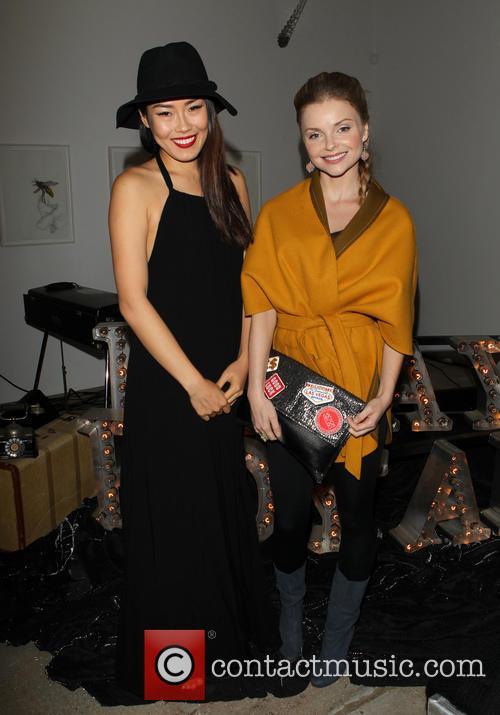 Natasha Ren and Izabella Miko 2