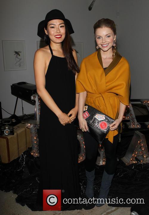 Natasha Ren and Izabella Miko 4