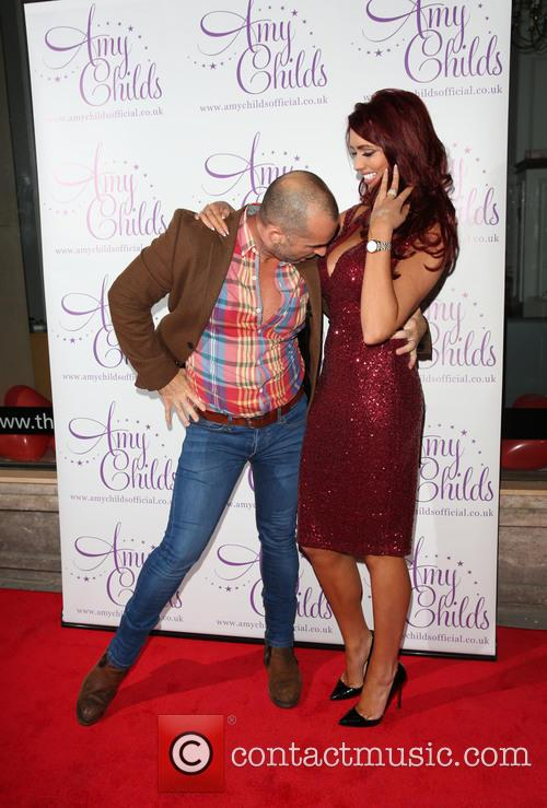 Amy Childs and Louie Spence 10