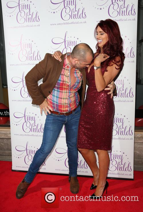 Amy Childs and Louie Spence 11