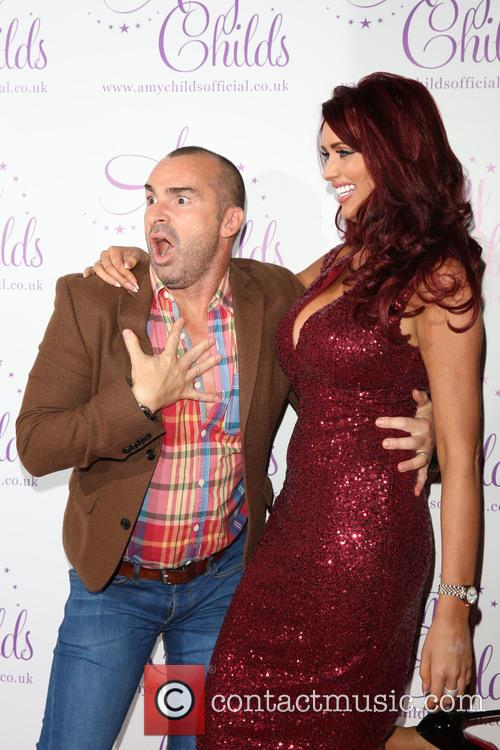 Amy Childs and Louie Spence 1