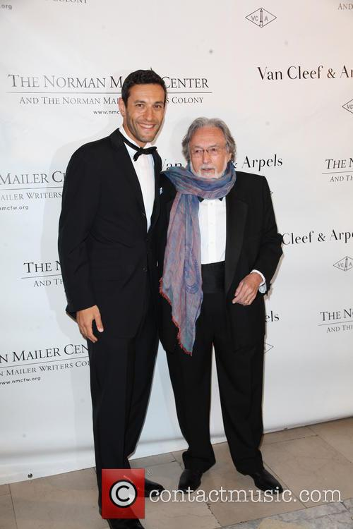 Alain Bernard and Lawrence Schiller 4