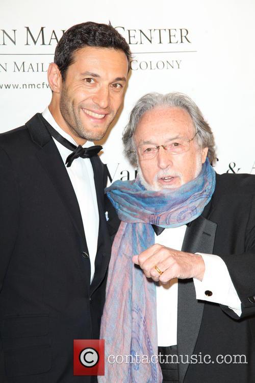 Alain Bernard and Lawrence Schiller 1