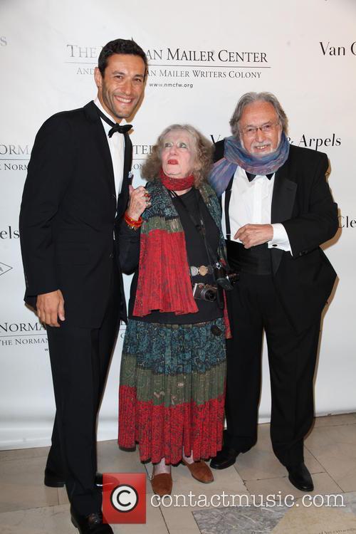 Alain Bernard, Lisl Steiner and Lawrence Schiller 2