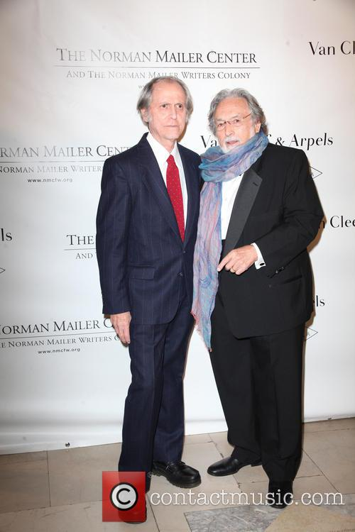 Don Delillo and Lawrence Schiller