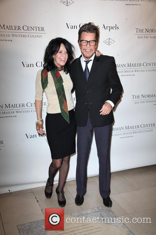 Mara Hennessey and David Johansen 2