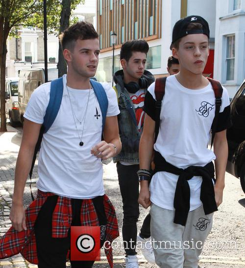 Mann, Stereo Kicks, Reece Bibby and Chris Leonard