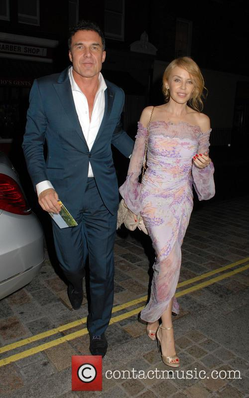 André Balazs and Kylie Minogue 2