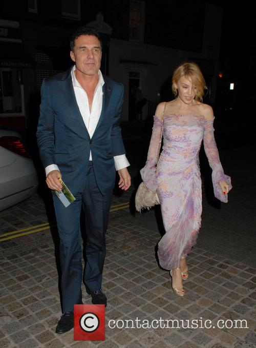 André Balazs and Kylie Minogue 3