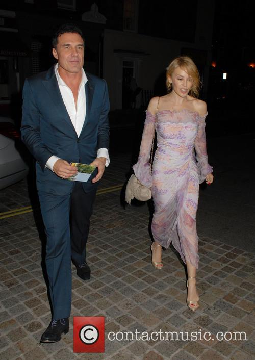 André Balazs and Kylie Minogue 1