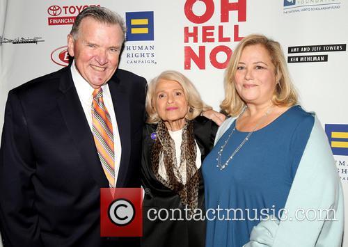 David Mixner, Edie Windsor and Hilary Rosen 3
