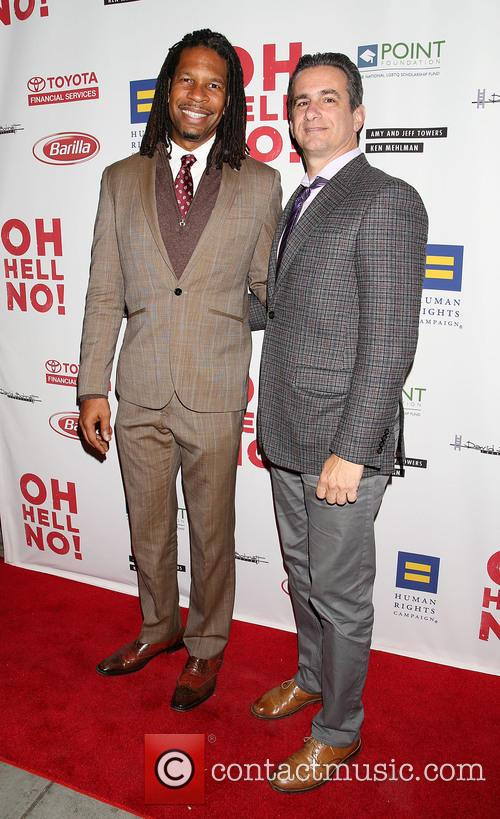 Lz Granderson and Neil Guiliano 3