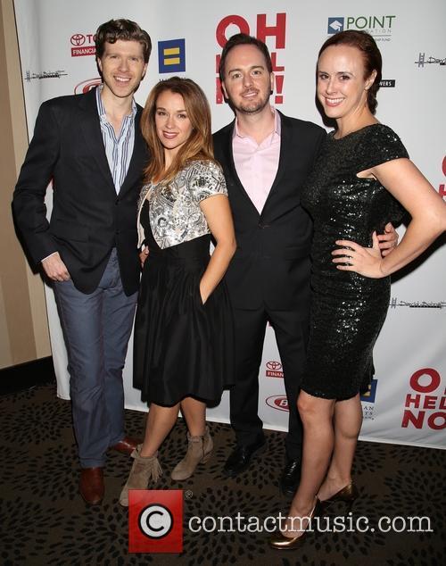 Will Reynolds, Sarah Uriarte Berry, Chris Bolan and Megan Osterhaus 2