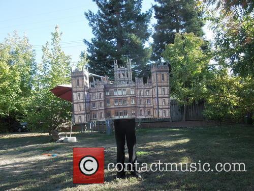 Downton Abbey Halloween Cosplay 2