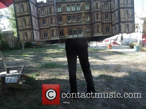 Downton Abbey Halloween Cosplay 3