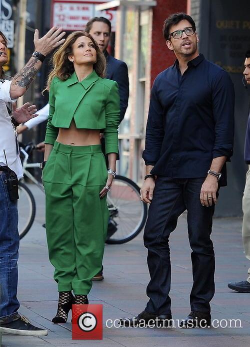 Jennifer Lopez and Harry Connick Jr 7