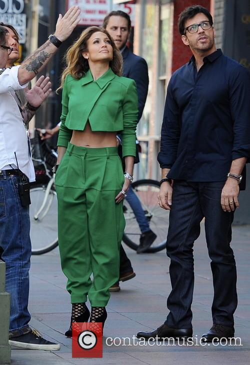 Jennifer Lopez and Harry Connick Jr 8