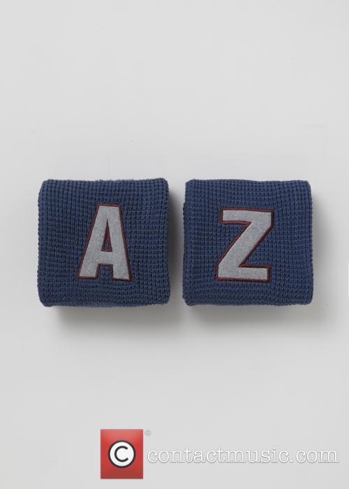 Boys 'a' and 'z' Scarves 6