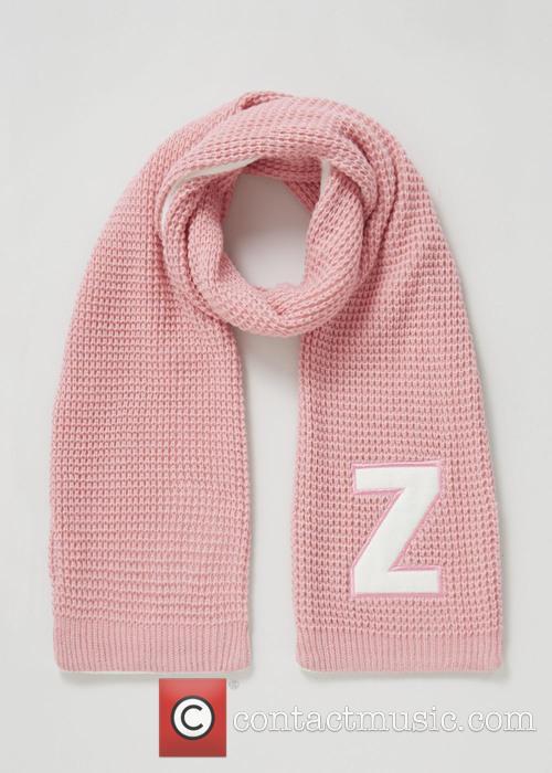 Girls 'z' Scarf 9