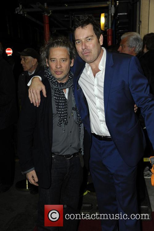 Dexter Fletcher and Joe Penhall