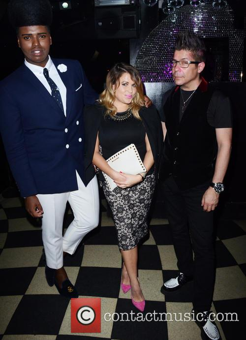 Lady Nadia Essex, Prince Cassius and Joe Alvarez 10