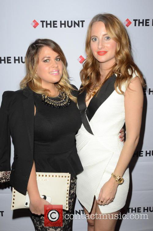 Lady Nadia Essex and Rosie Fortescue 3