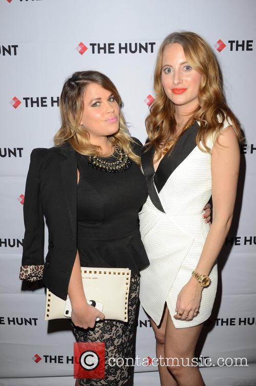 Lady Nadia Essex and Rosie Fortescue 5