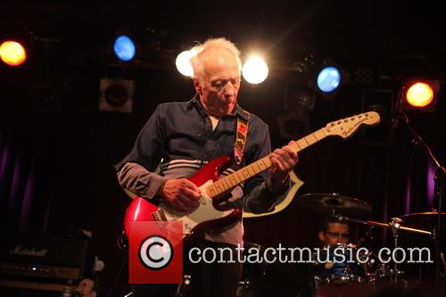 Robin Trower playing live