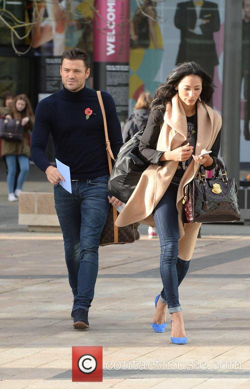 Mark Wright and Karen Hauer 6