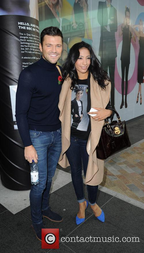 Mark Wright and Karen Hauer 8