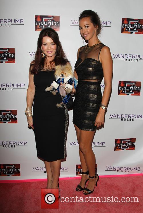 Lisa Vanderpump and Kristen Doute 3