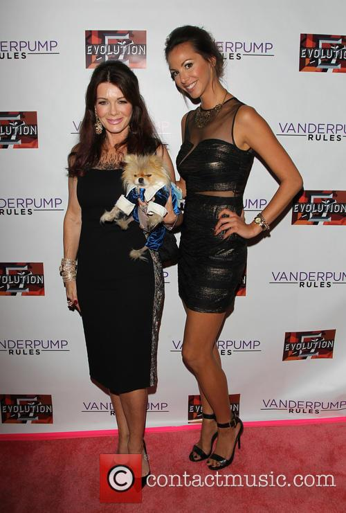 Lisa Vanderpump and Kristen Doute 4