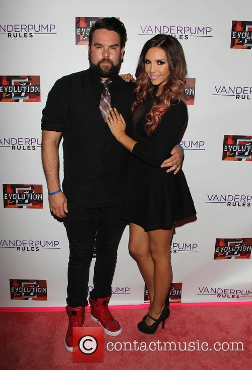 Michael Shay and Scheana Marie 2