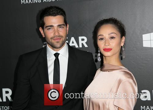 Jesse Metcalfe and Cara Santana 1