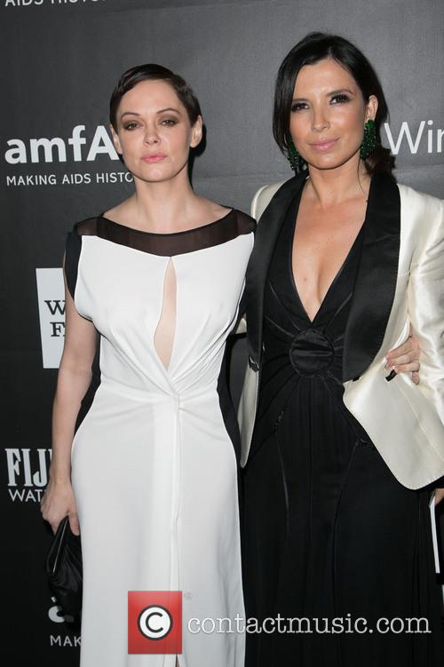 Rose Mcgowan and Guest 3