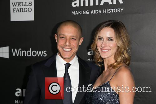 Theo Rossi and Meghan Mcdermott 6