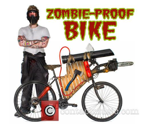 Zombie Proof Bike