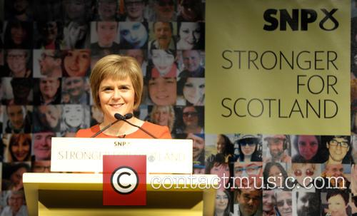 Deputy First Minister Nicola Sturgeon's keynote speech