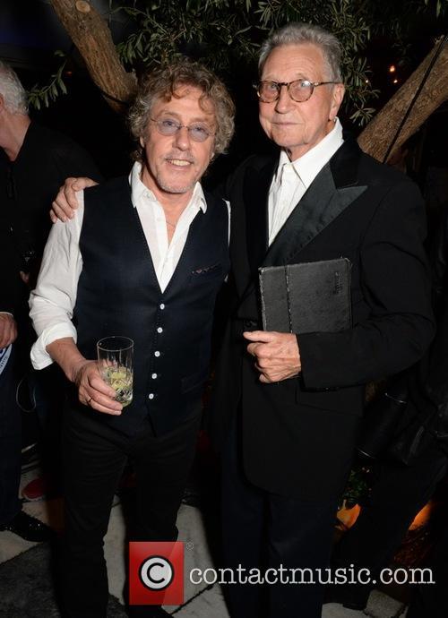 Roger Daltrey and Derek Boshier 2