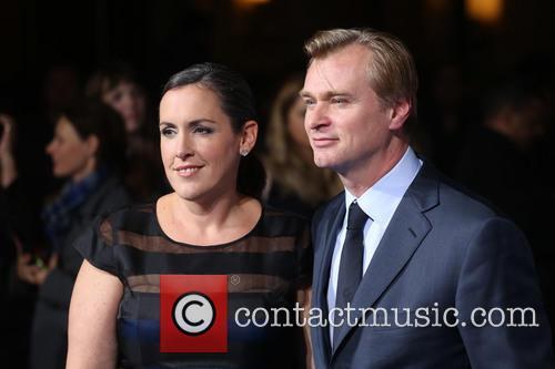 Christopher Nolan and Emma Thomas 2