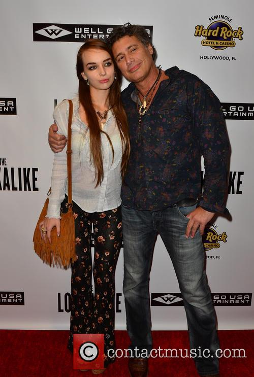 Lyda Loudon and Steven Bauer 2