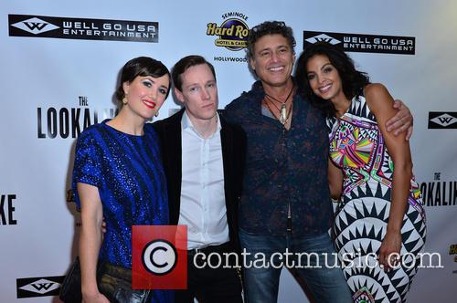 Michele Gray, Kaine Harling, Steven Bauer and Felisha Terrell 4